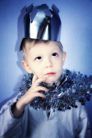Я-король!. Новогодний карнавал