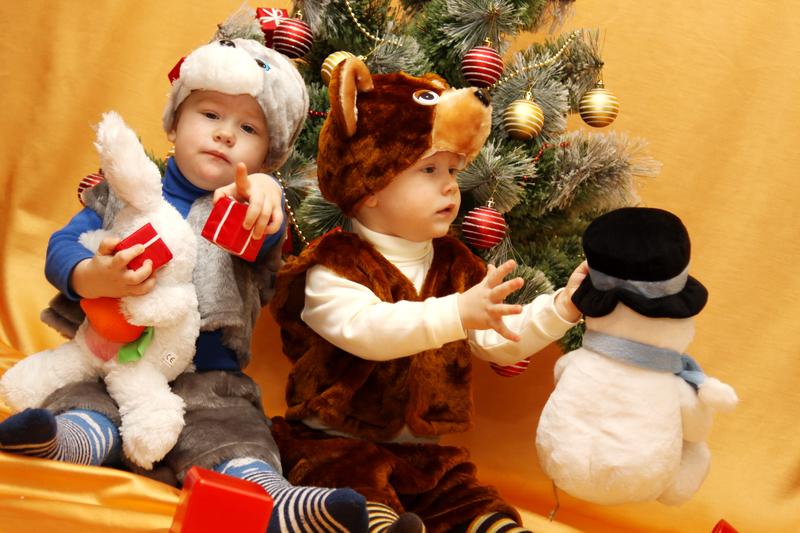 А Вы уже получили подарки?. Новогодний карнавал