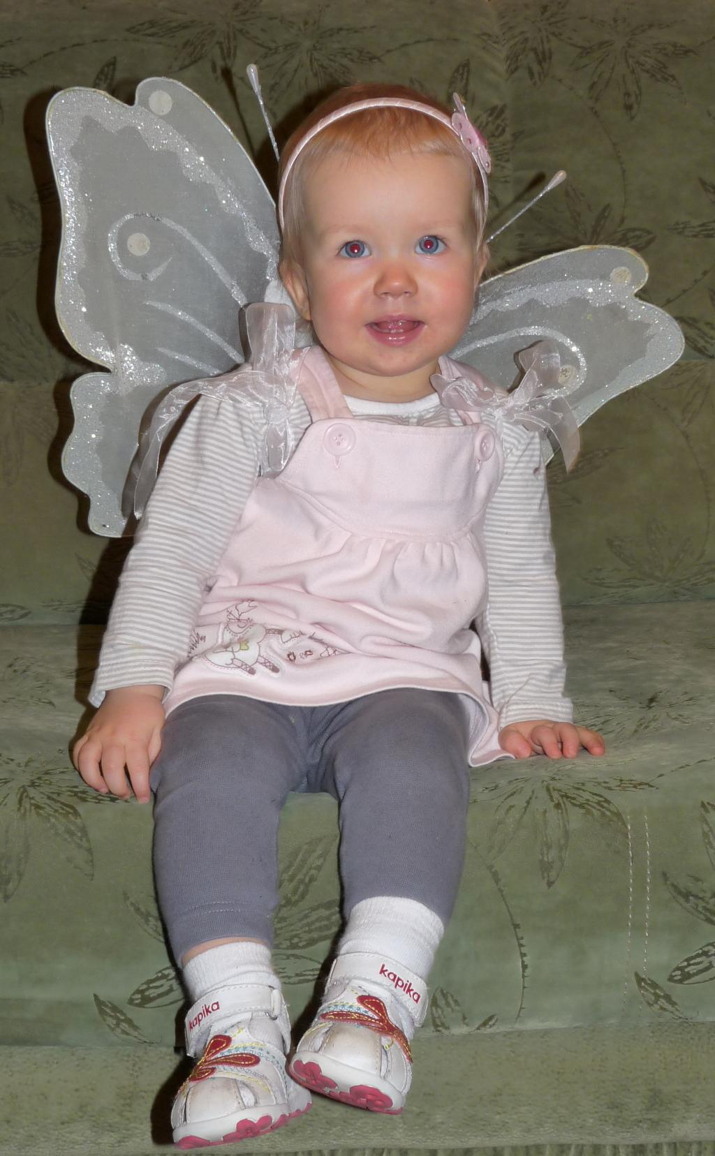 Даша-бабочка!.