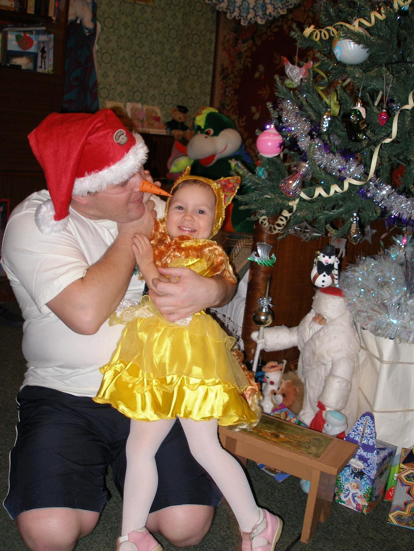 Ну Лиса-Патрикеевна, не убежишь от снеговика!. Новогодний карнавал