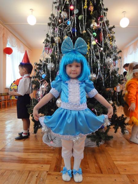 А я Мальвина!. Новогодний карнавал