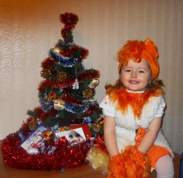 Алиска-лиска!. Новогодний карнавал