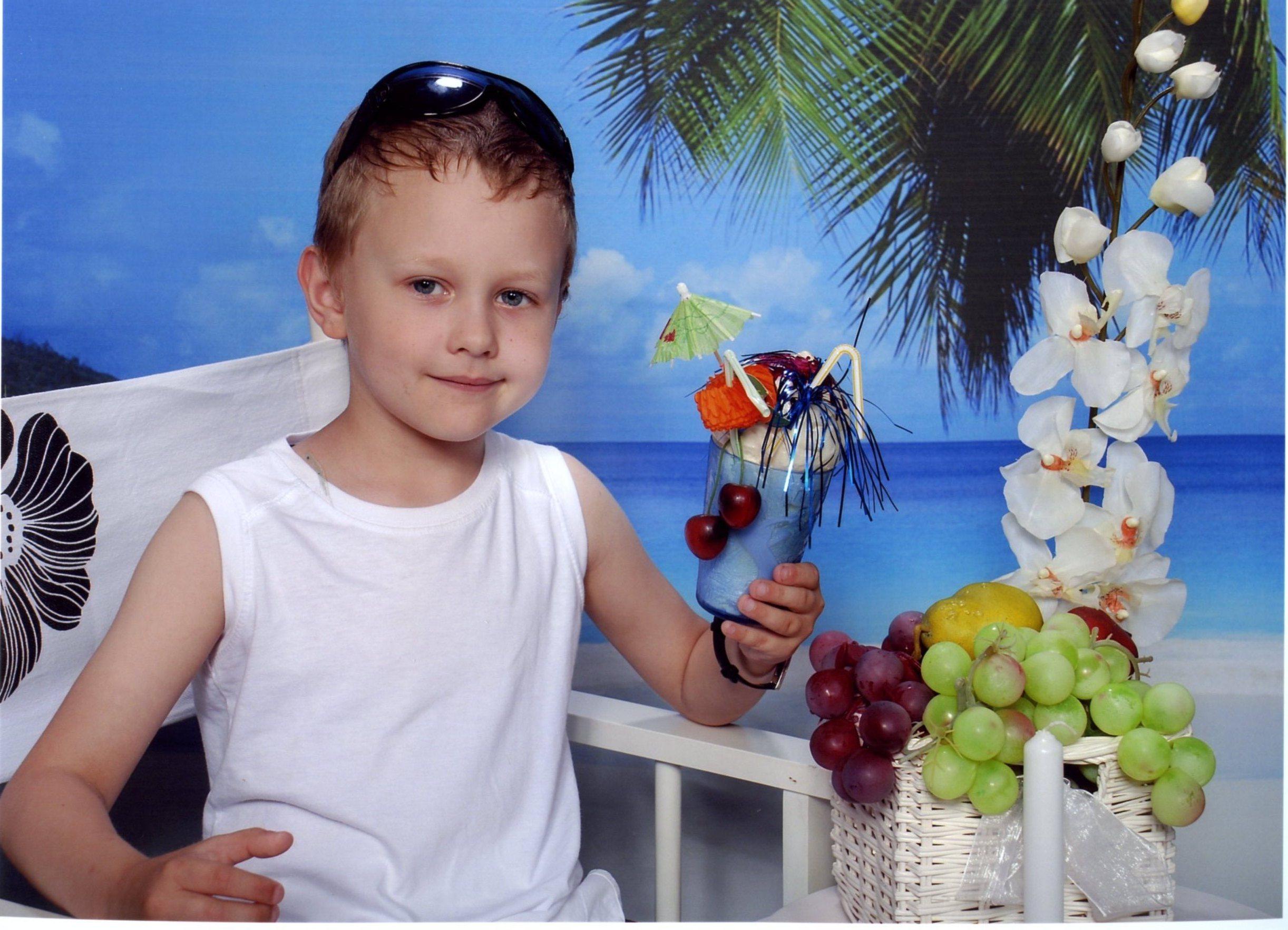 Лето...Море...Пальмы.... Дети: художественное фото