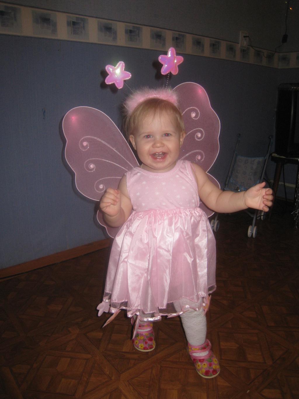 Я маленькая бабочка, встречаю Новый Год!. Новогодний карнавал