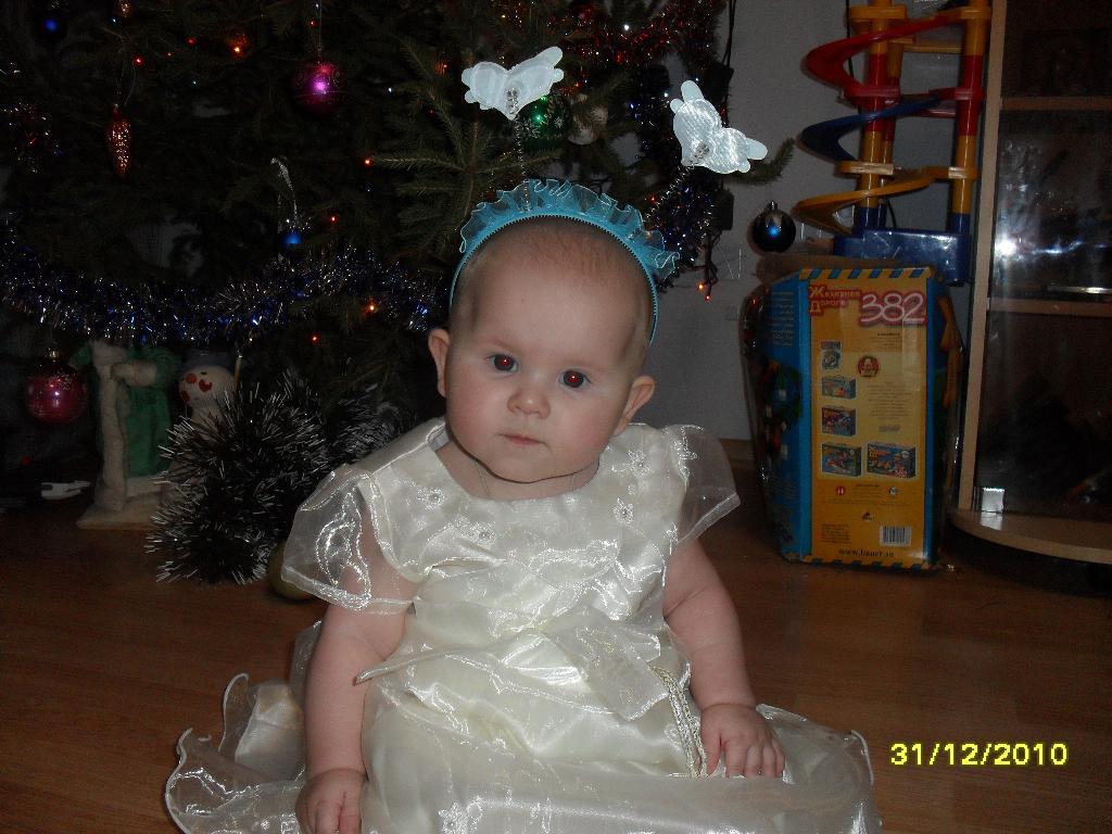 Маленькая фея..... Новогодний карнавал