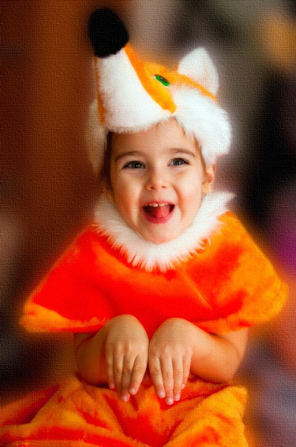Лисичка-сестричка. Новогодний карнавал