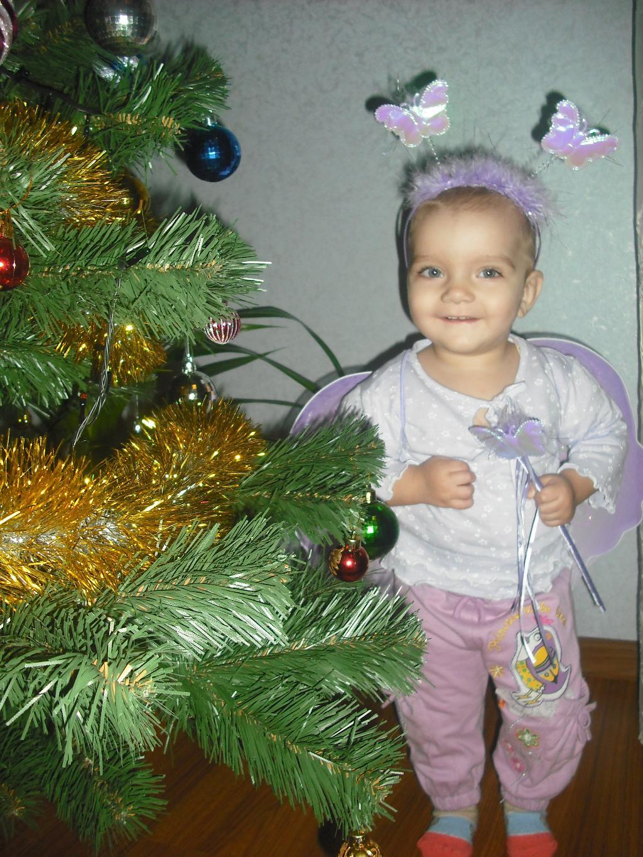 маленькая фея. Новогодний карнавал