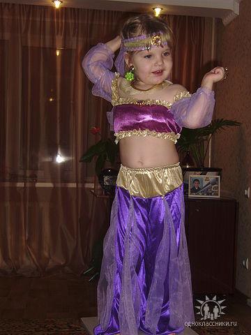 шамаханская царица. Новогодний карнавал