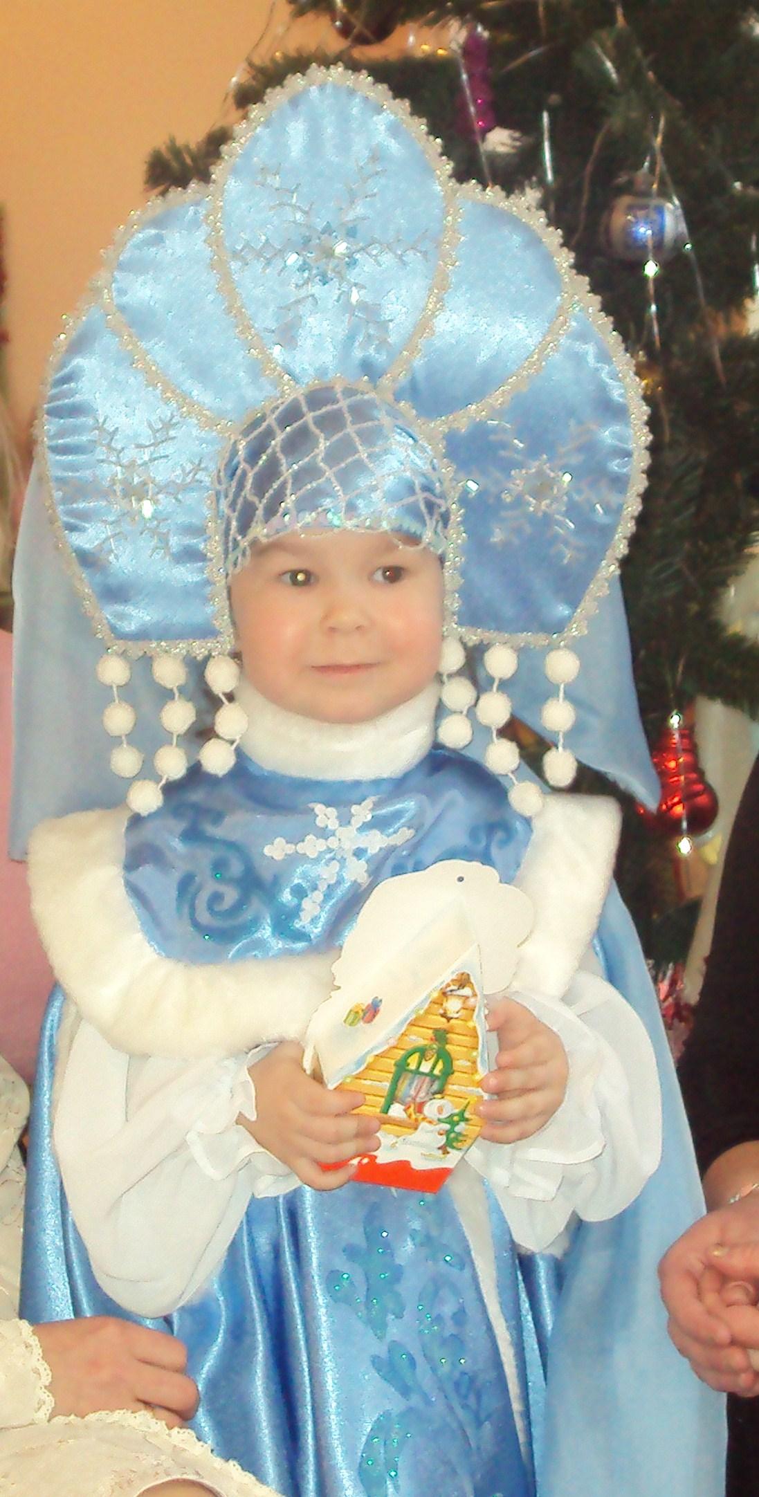 Сне-гу-ро-чкаааа!!!!!. Новогодний карнавал