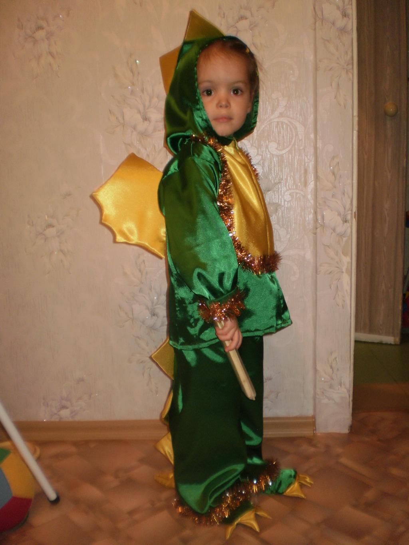 Дракончик. Новогодний карнавал