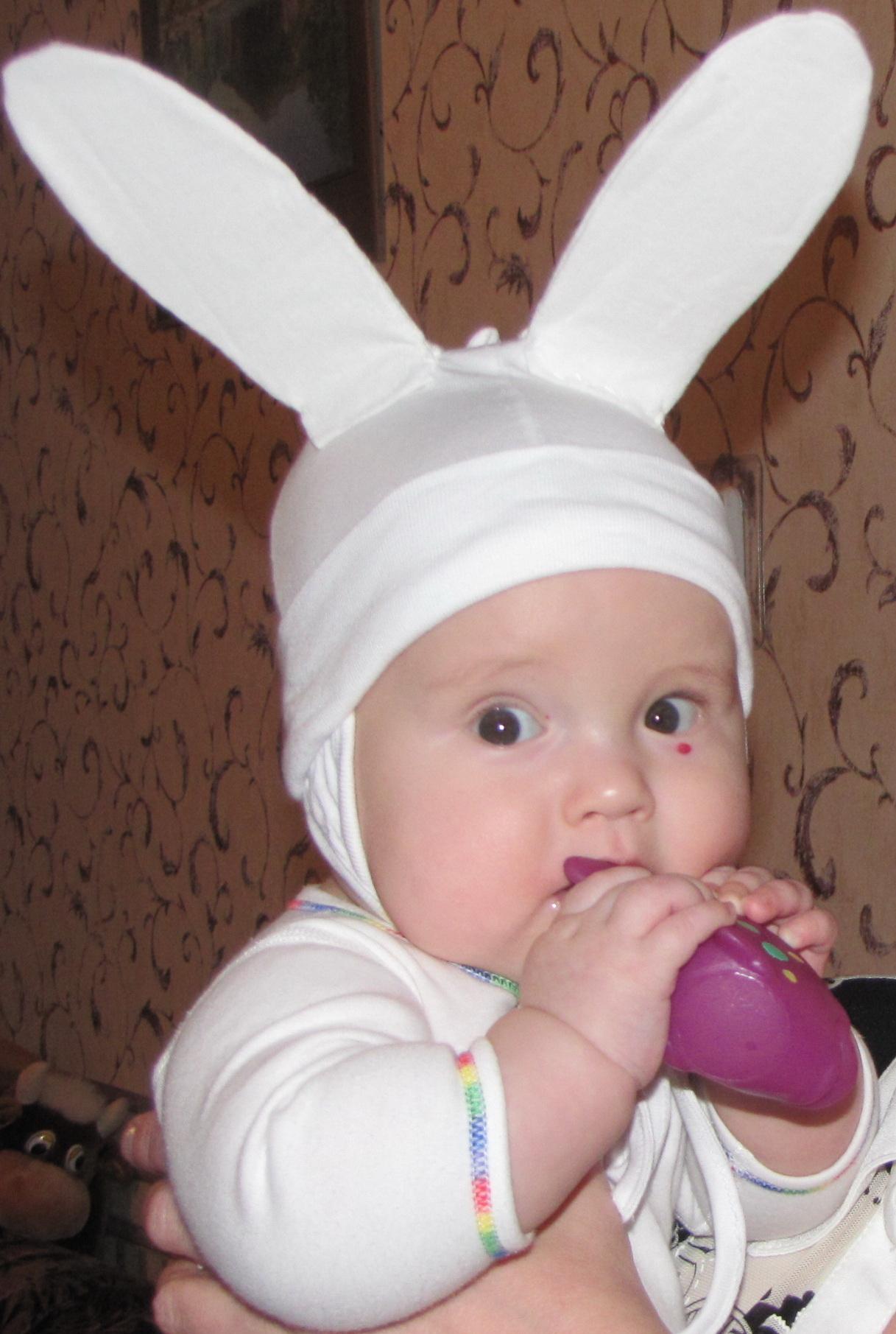 Современные зайчики едят не только морковку!. Новогодний карнавал