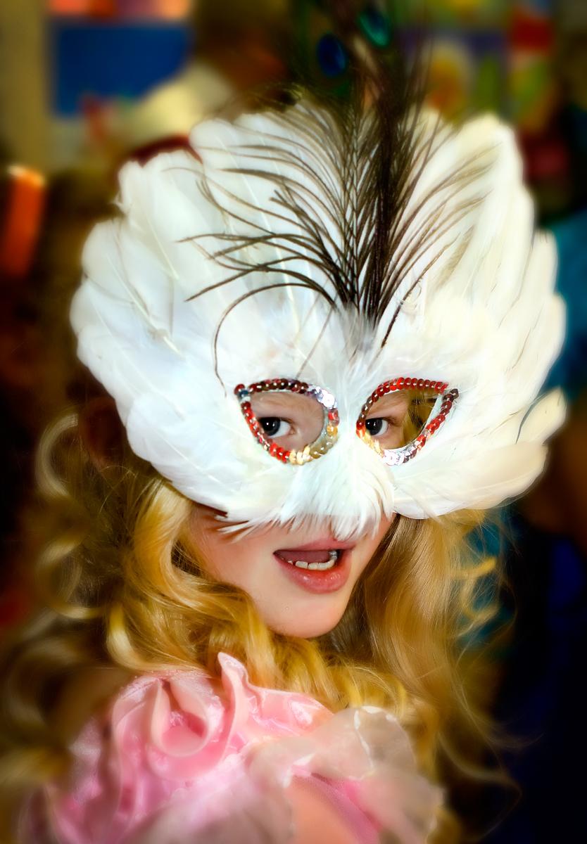 На Новогоднем Карнавале.... Новогодний карнавал