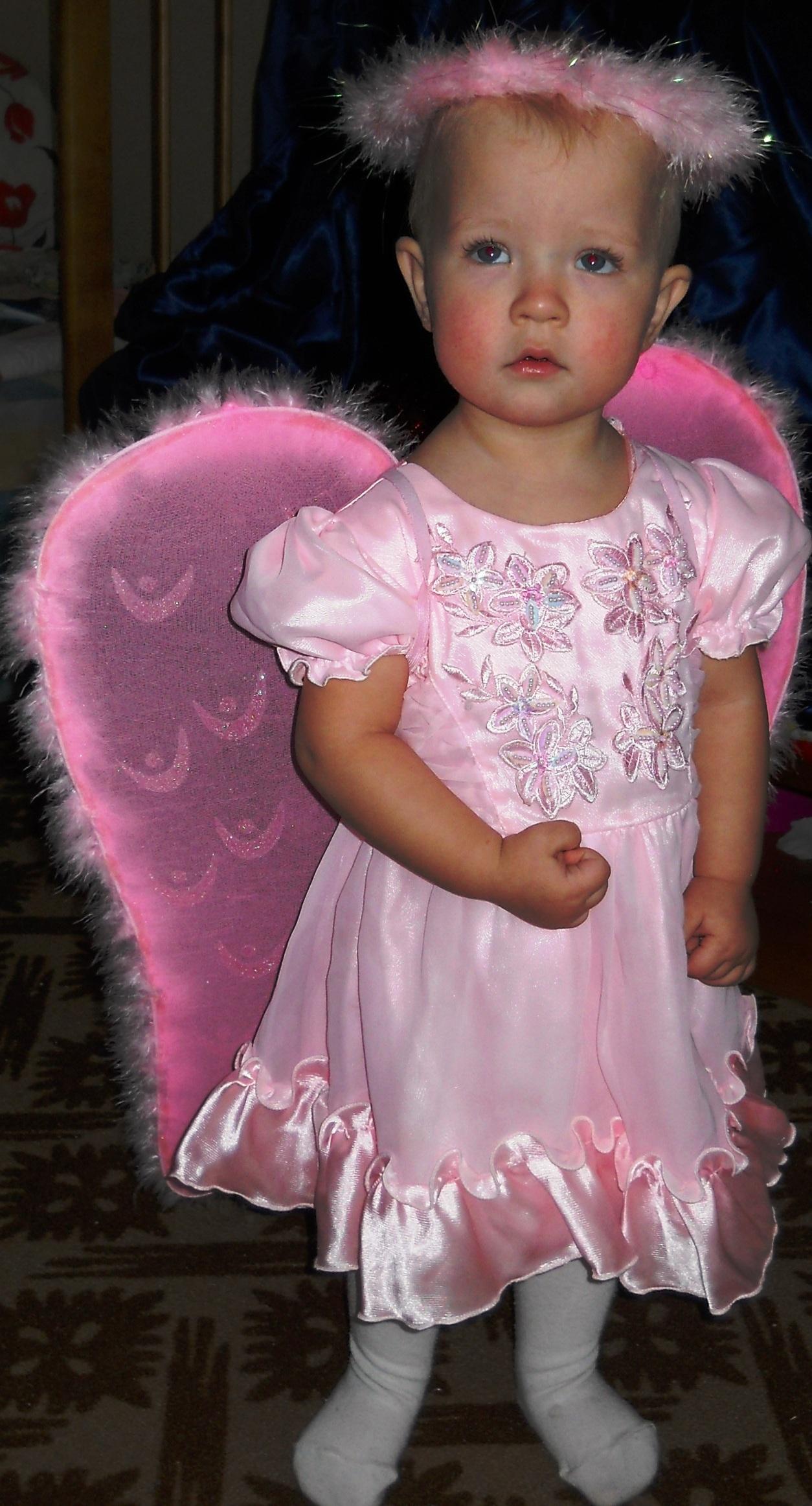 Новогодний ангелочек. Новогодний карнавал