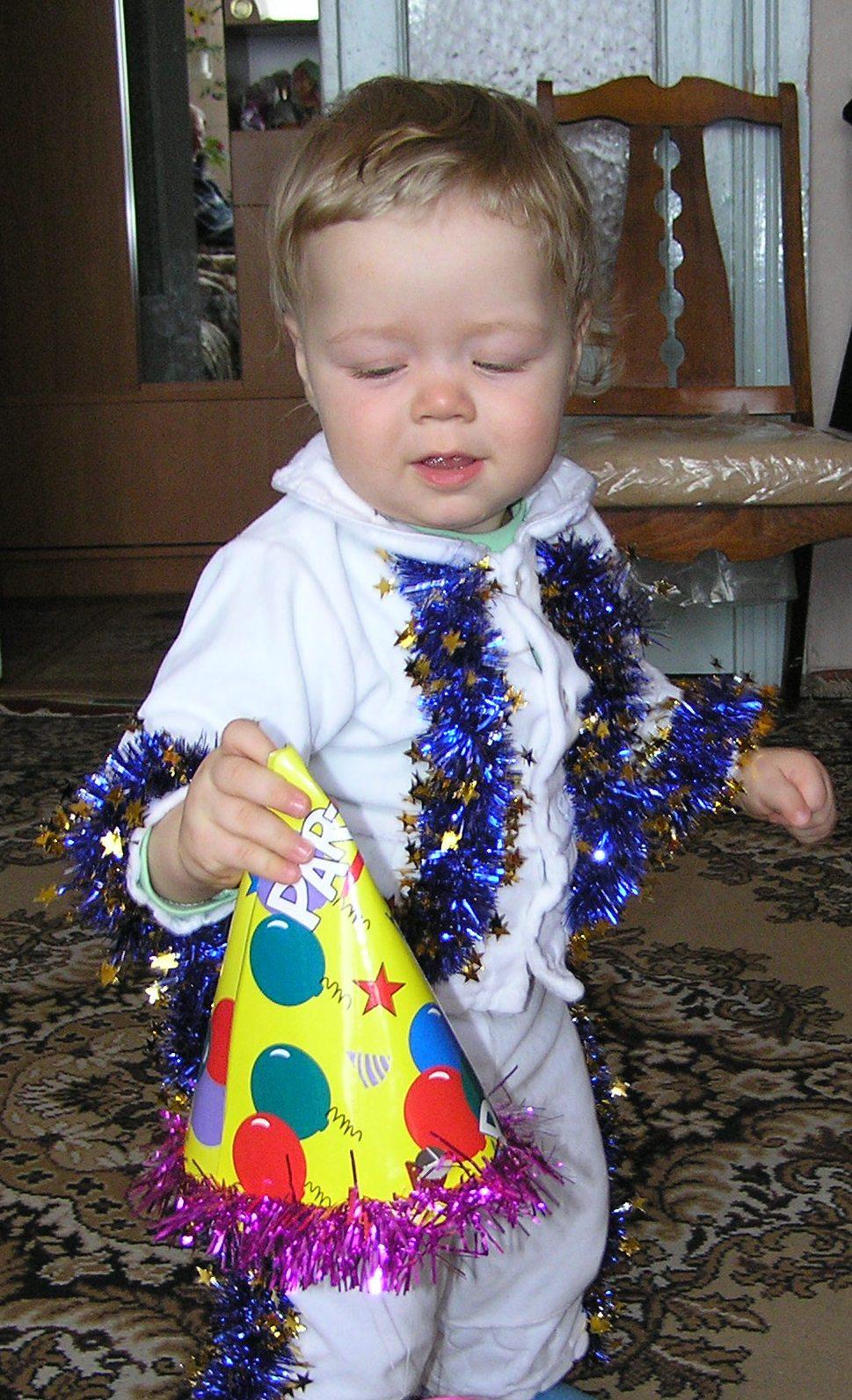 Я не волшебник, я только учусь......... Новогодний карнавал