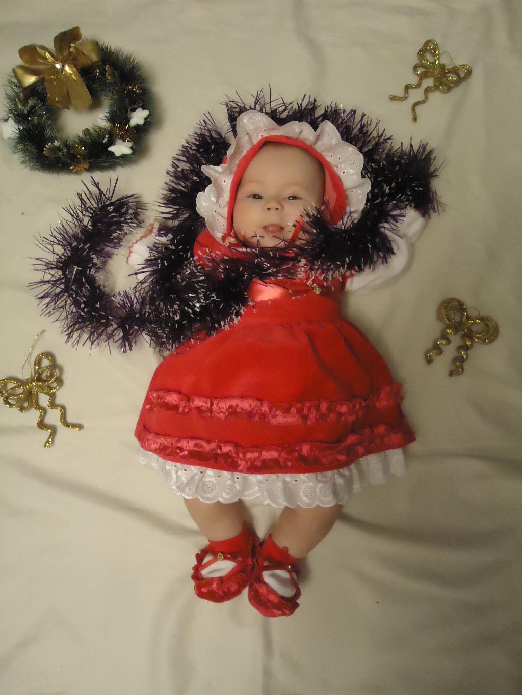 новогодняя  крассная шапочка. Новогодний карнавал