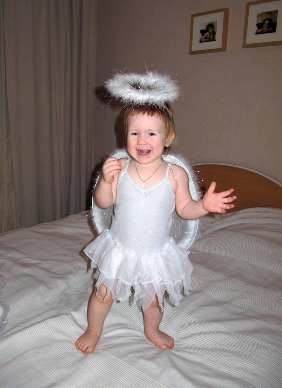 Веселый ангелочек. Новогодний карнавал