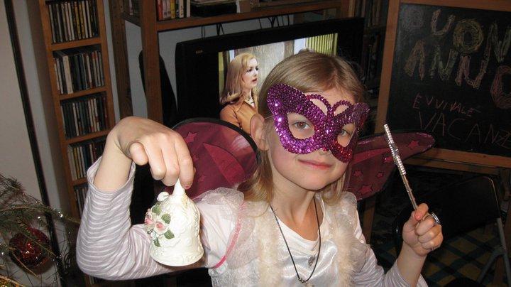 В ночь на 2011.... Новогодний карнавал