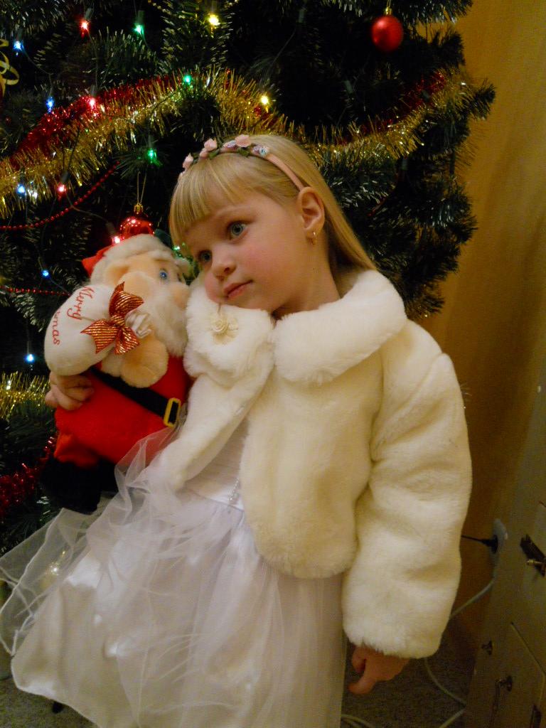 Жду Деда Мороза. Новогодний карнавал