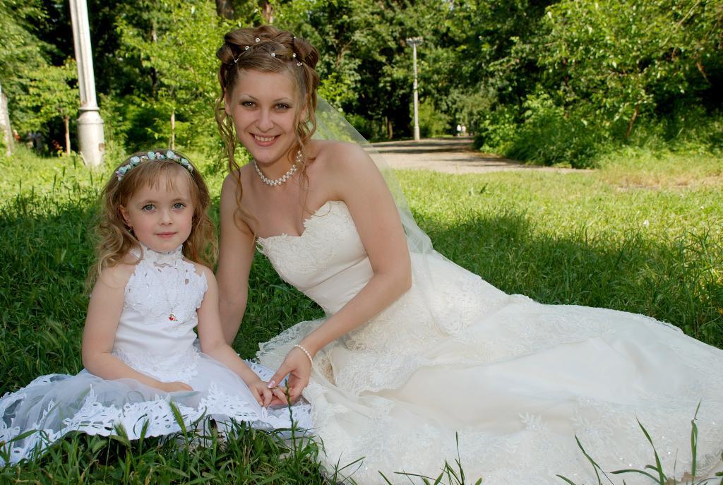 Подружка невесты.. Лучшее свадебное фото