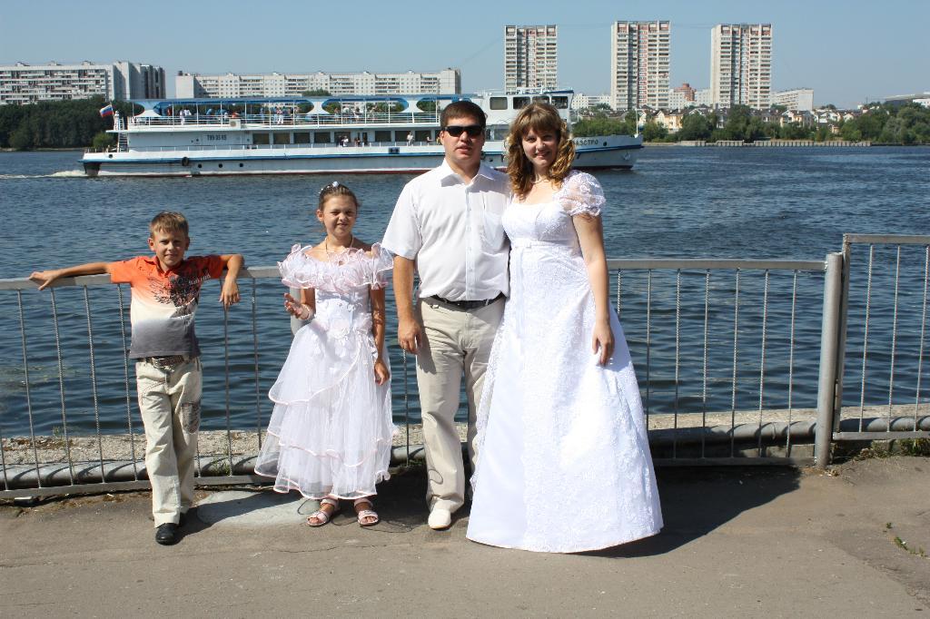 Речной вокзал!. Лучшее свадебное фото