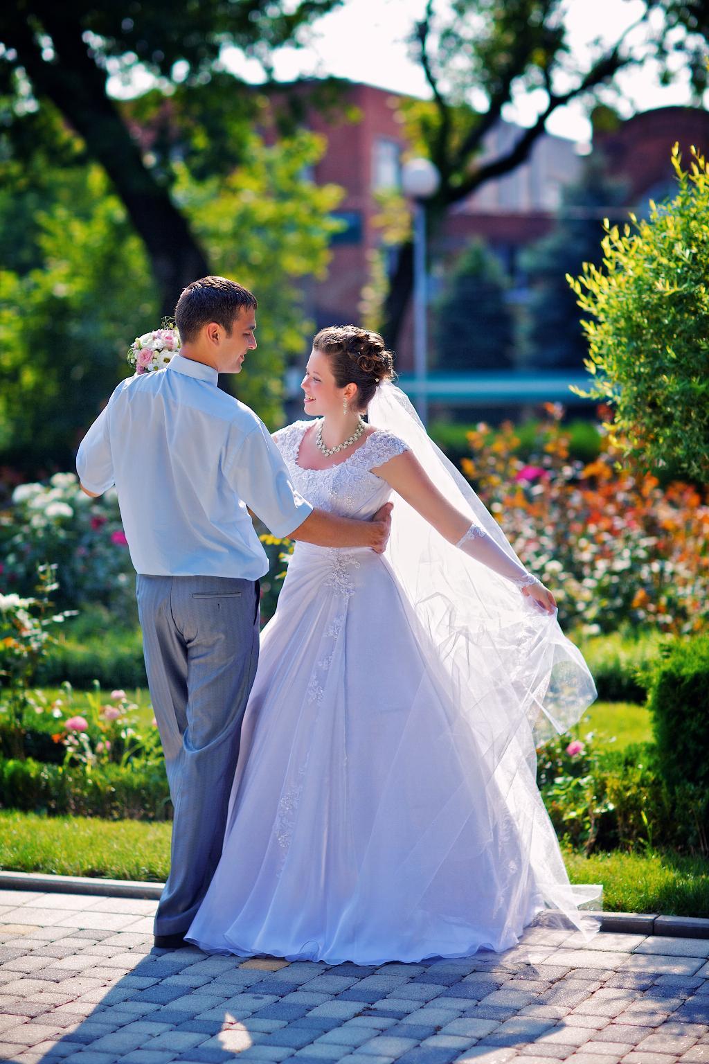танцуя по жизни.... Лучшее свадебное фото