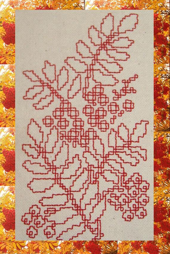 25 Lapka8  для  Lyasia. 2011 Осенний проект
