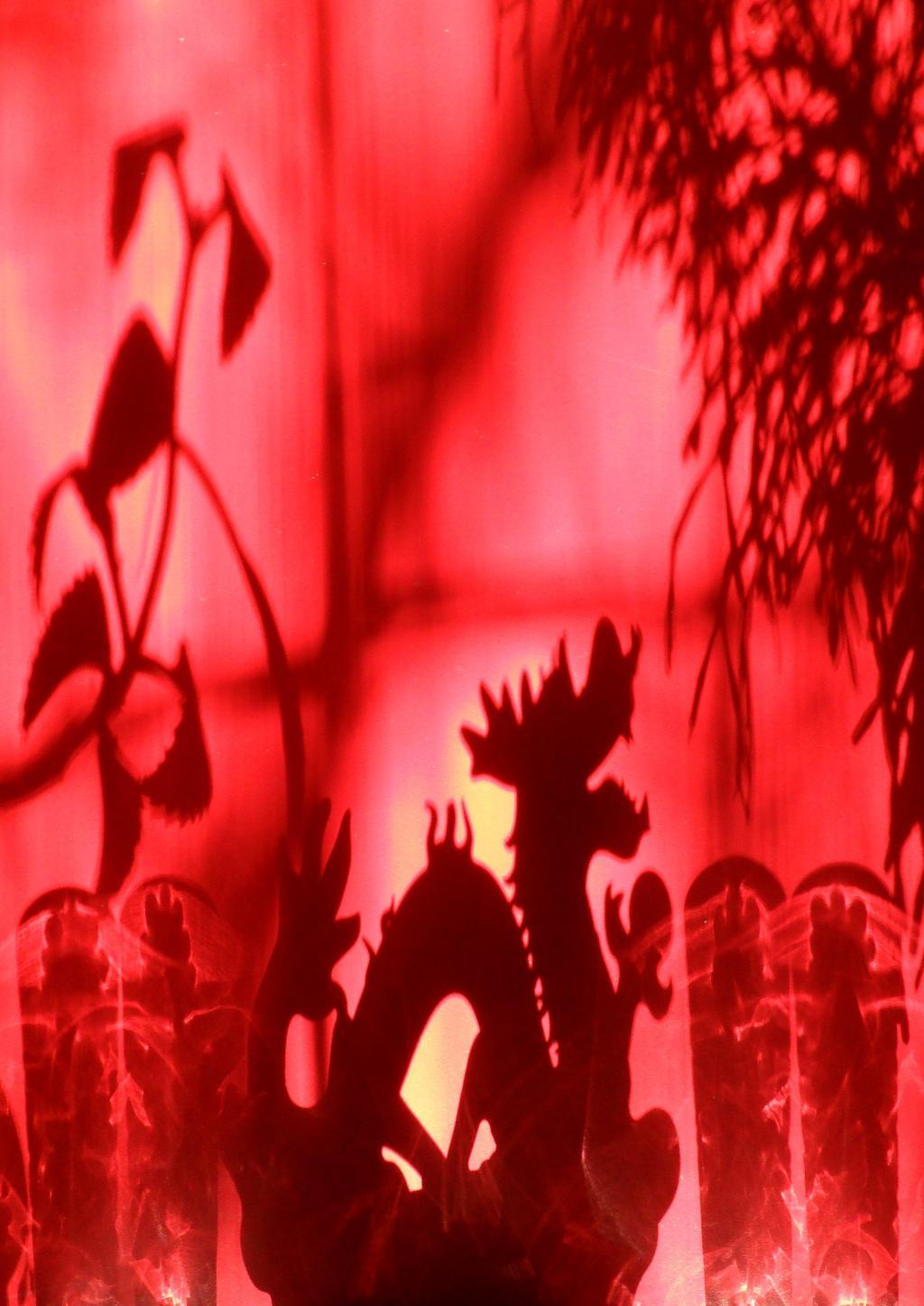 Красный Дракон. Блиц: тени