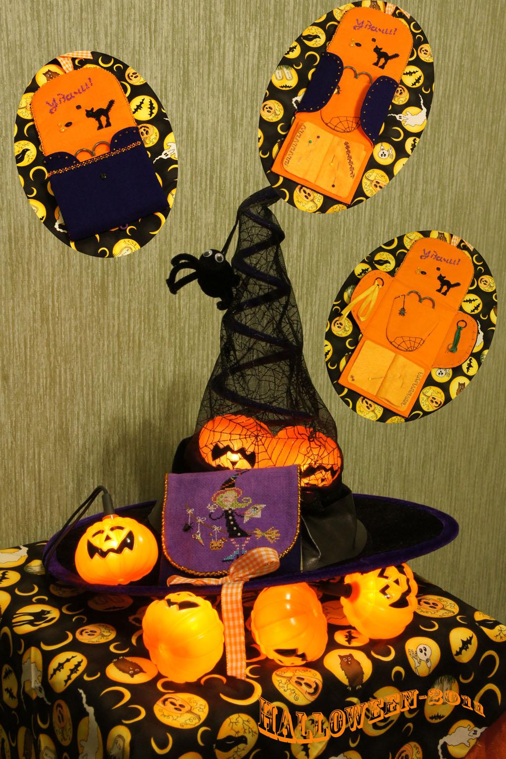 16 Маркуша для pugalka. 2011 Хэллоуин