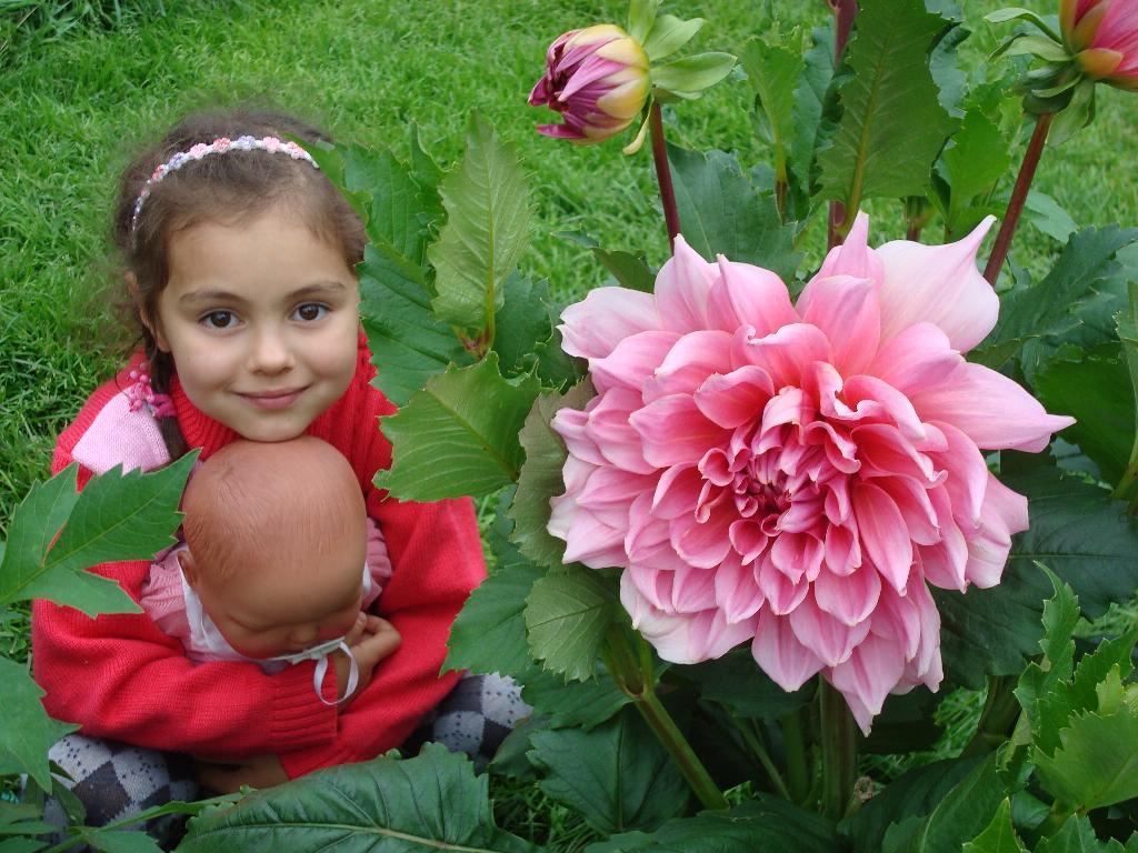 Анастасия.. Цветы
