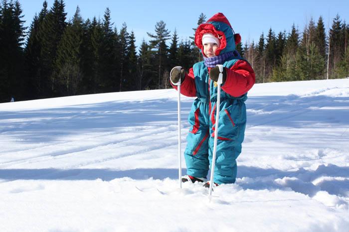 Юной лыжнице ровно 2 годика!. Закрытое голосование 'Навстречу рекордам!'