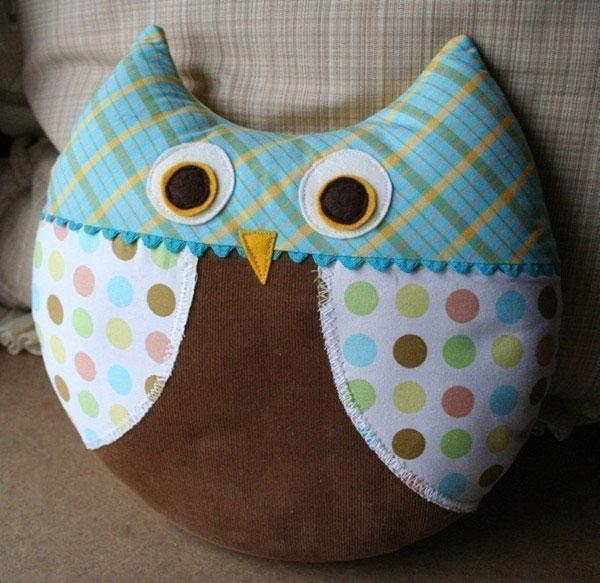 Домашний текстиль: красивые подушки своими руками. Идеи поделок своими руками