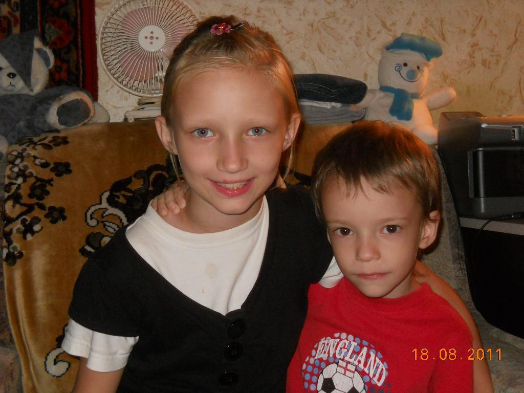Мои детки.. Братишки и сестренки