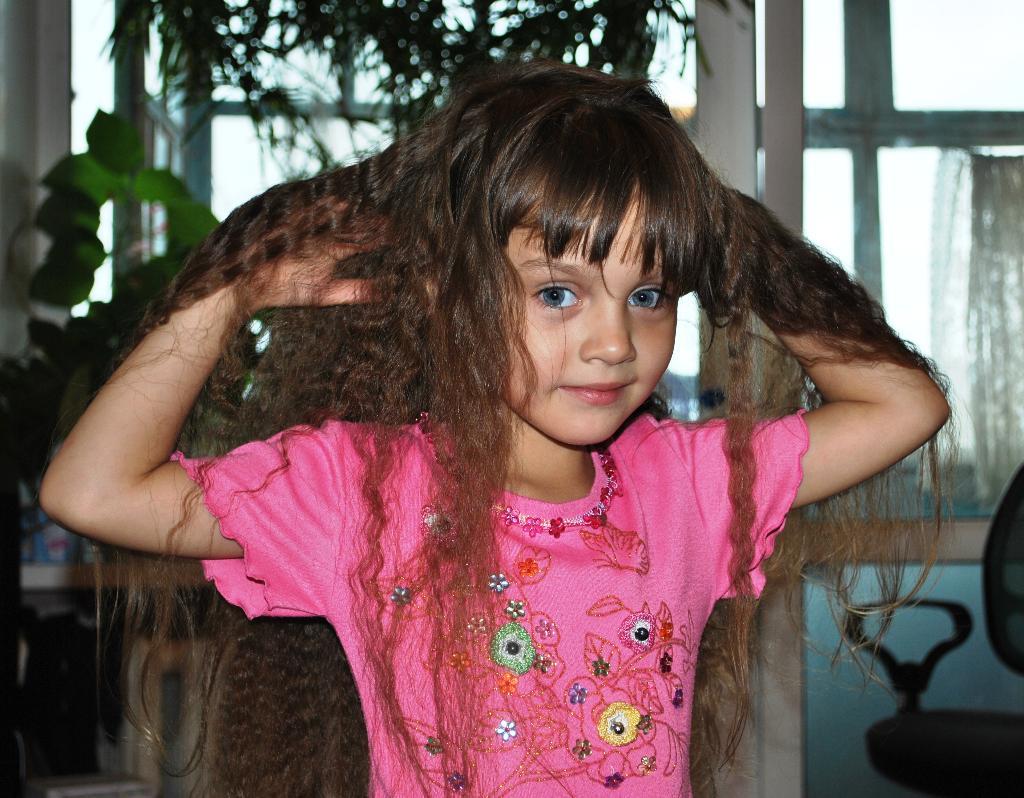 Елизавета 7лет.. Перламутринки