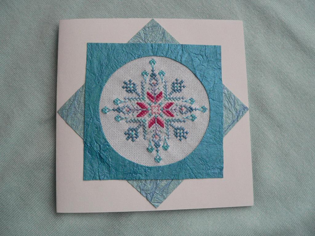 3 - Ash. 2011 Проект Зимняя открытка
