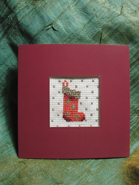 9 - Lisa1074. 2011 Проект Зимняя открытка