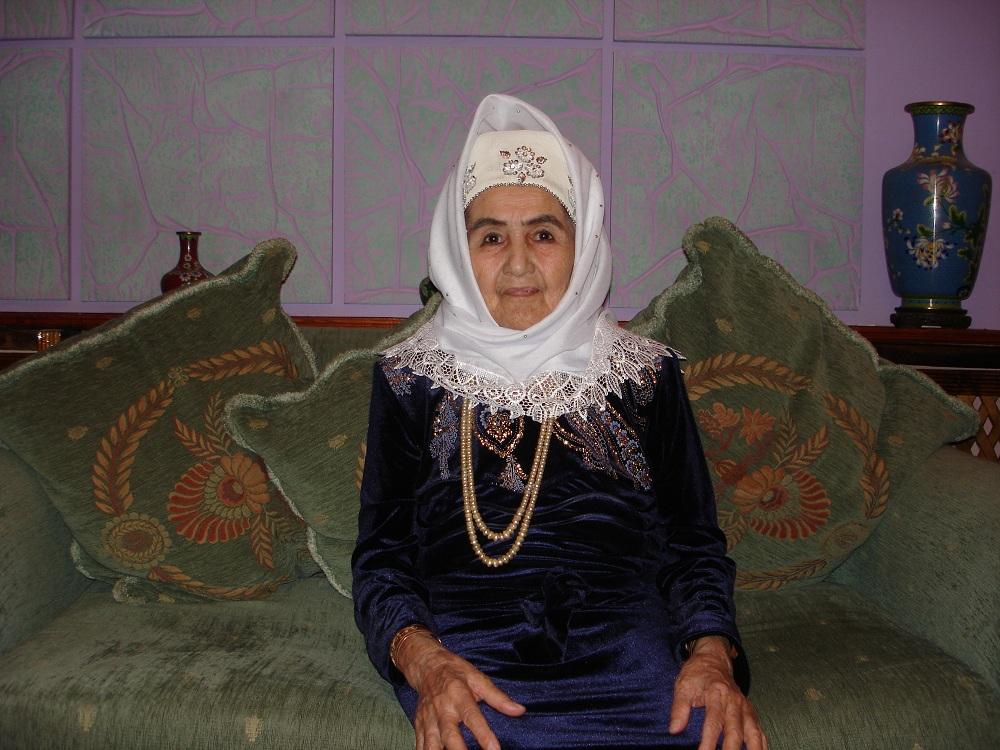 Моя Бабушка. Закрытое голосование фотоконкурса 'Ах, какая женщина!'