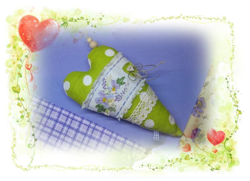 15. ~Голубка~ для Tanya&Anya. 2011 Проект Сердечки