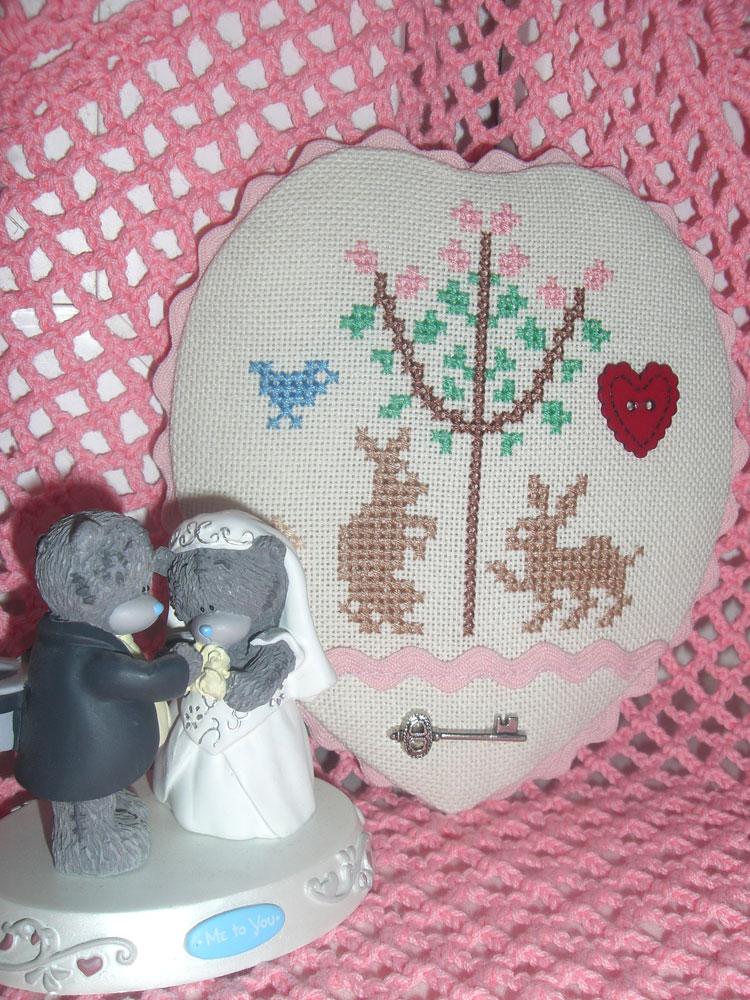 27. Tanya&Anya для Su. 2011 Проект Сердечки