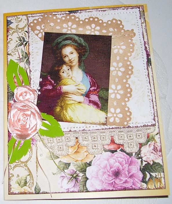 Открытка скрапбукинг вышивка, сайты открыток