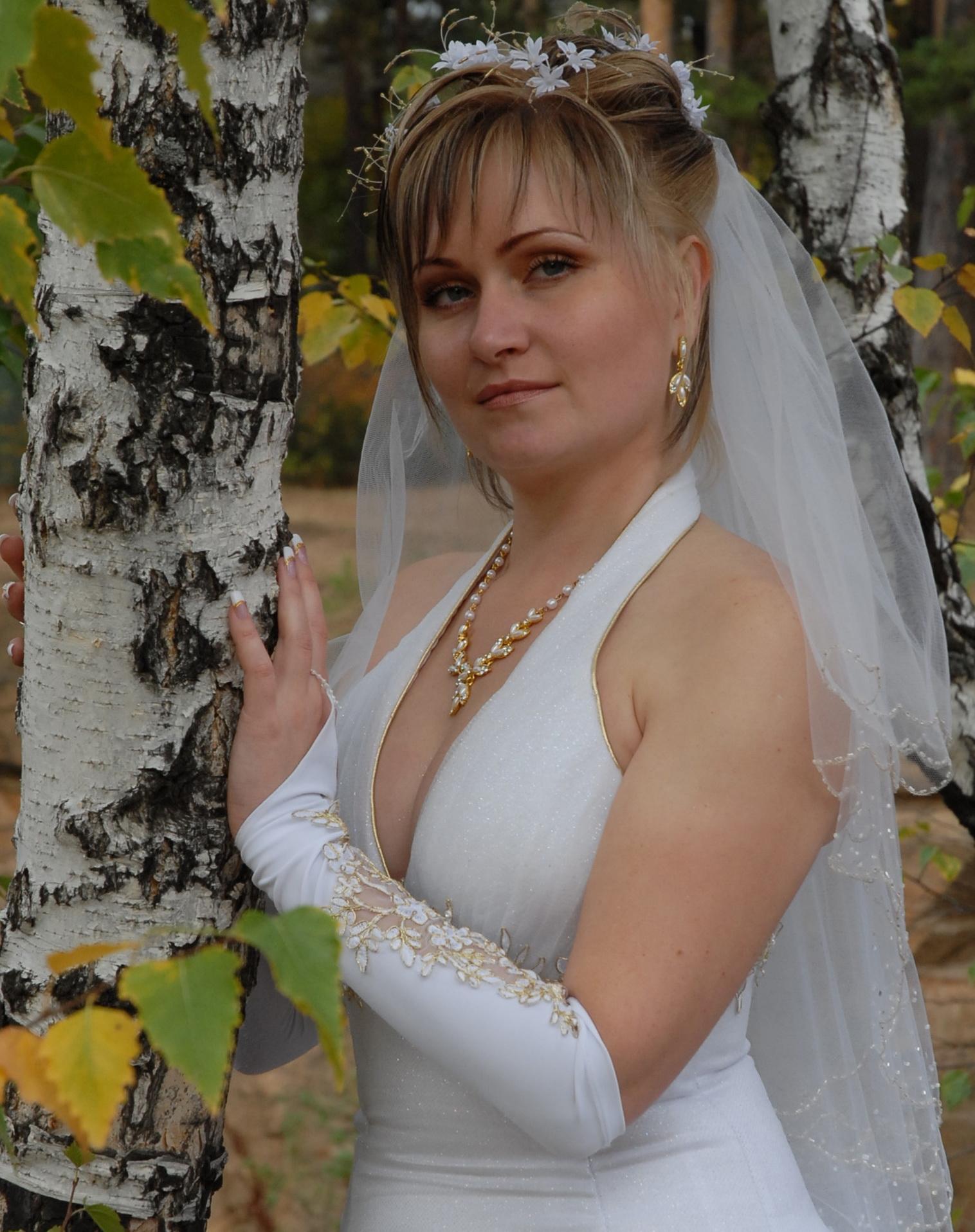 Мои украшения в день свадьбы . Ах, какая женщина!