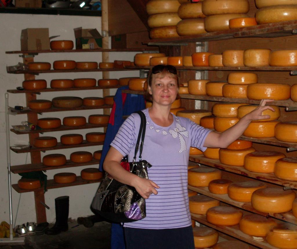 Настоящий голландский сыр!.