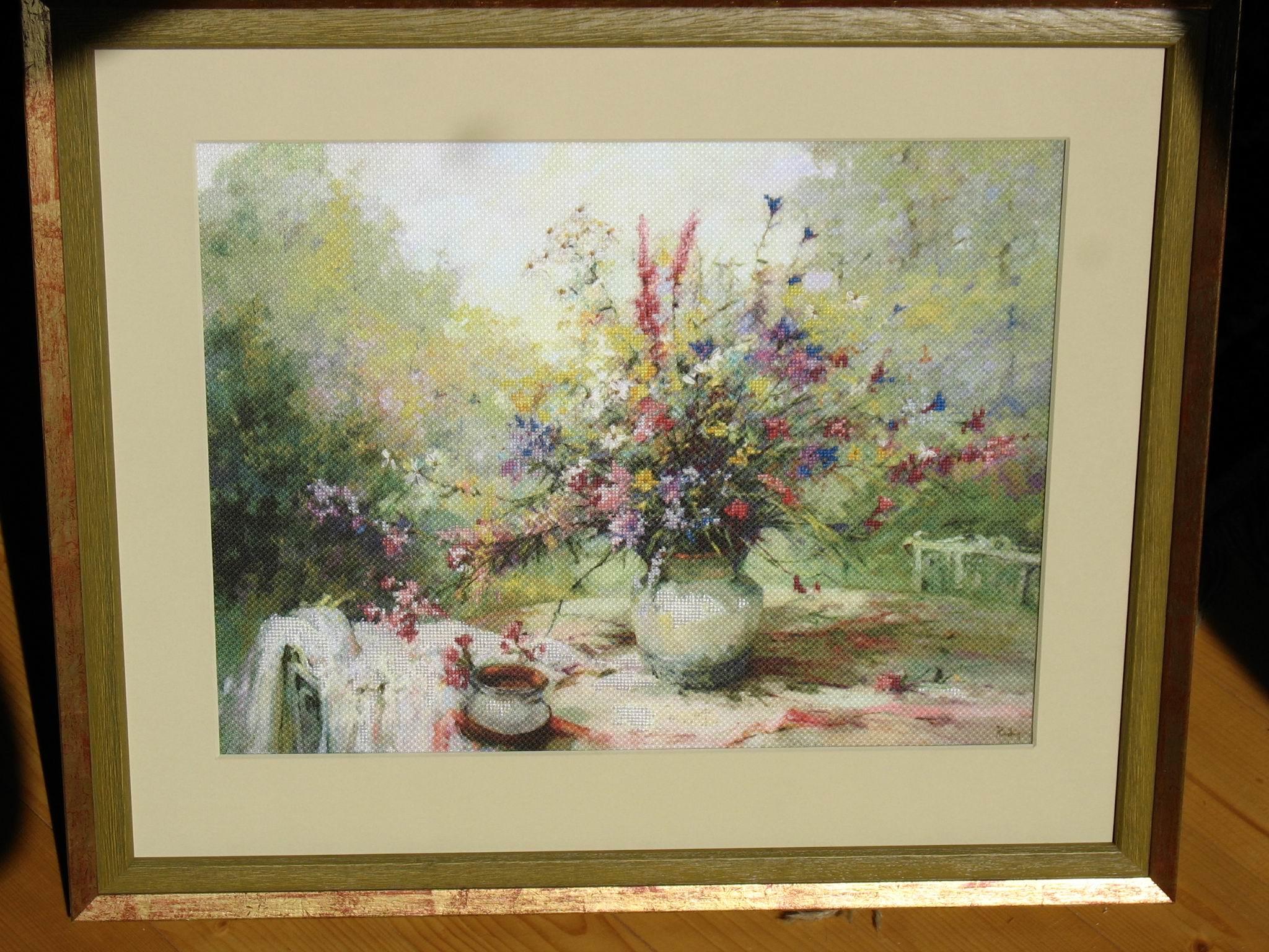 Candmar  Луговые цветы. Натюрморты