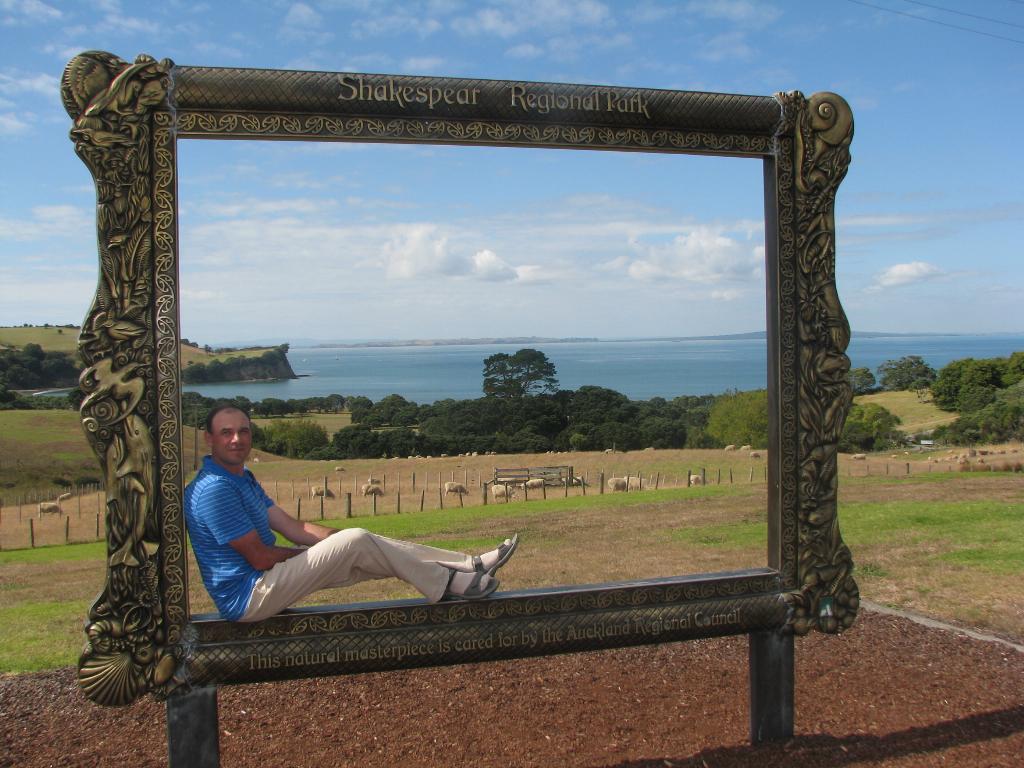 'На краю света'. Новая Зеландия. Вокруг света