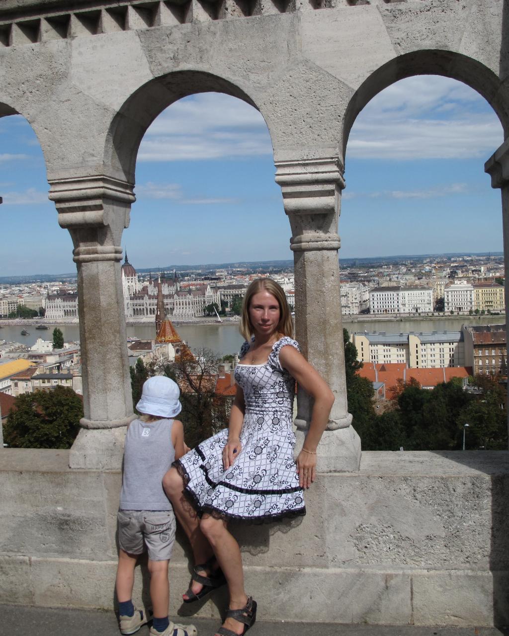 Путешествуя по Будапешту.. Вокруг света