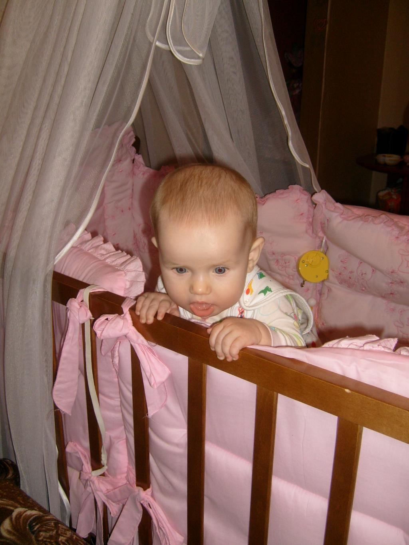 Наша дочка Алина - Овен. Привет, малыш! Под каким знаком ты родился?