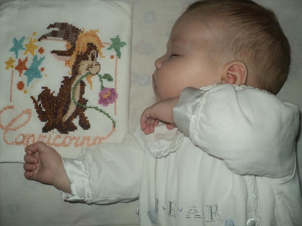 Бажена. Знак зодиака -  Козерог.. Привет, малыш! Под каким знаком ты родился?