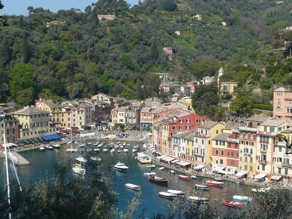 Portofino. Italy.
