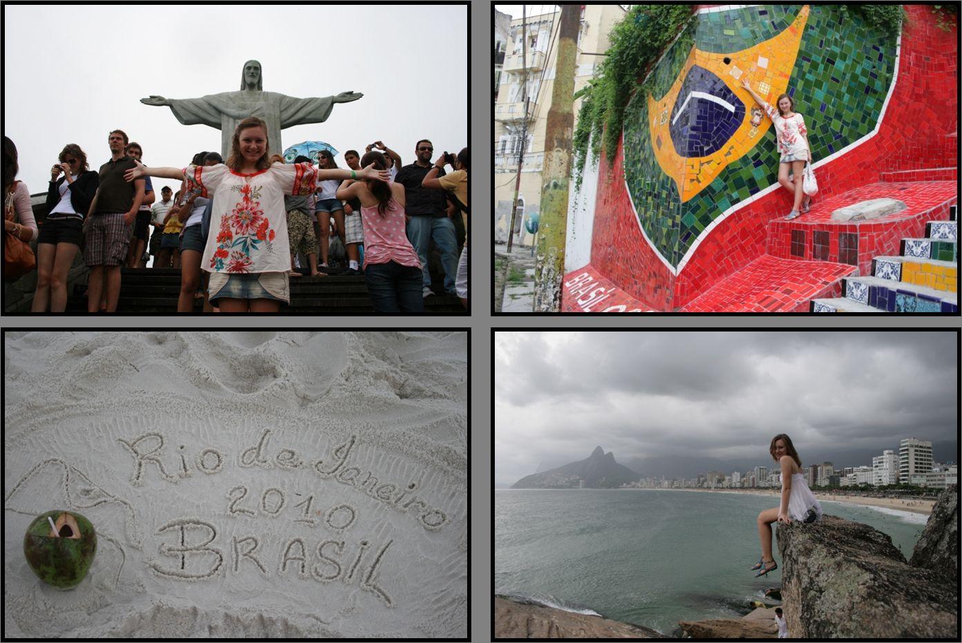 Новый год в Рио-де-Жанейро. Новый год