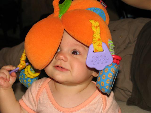Не верь глазам своим:) Я апельсин:)!. Наш любимый озорник