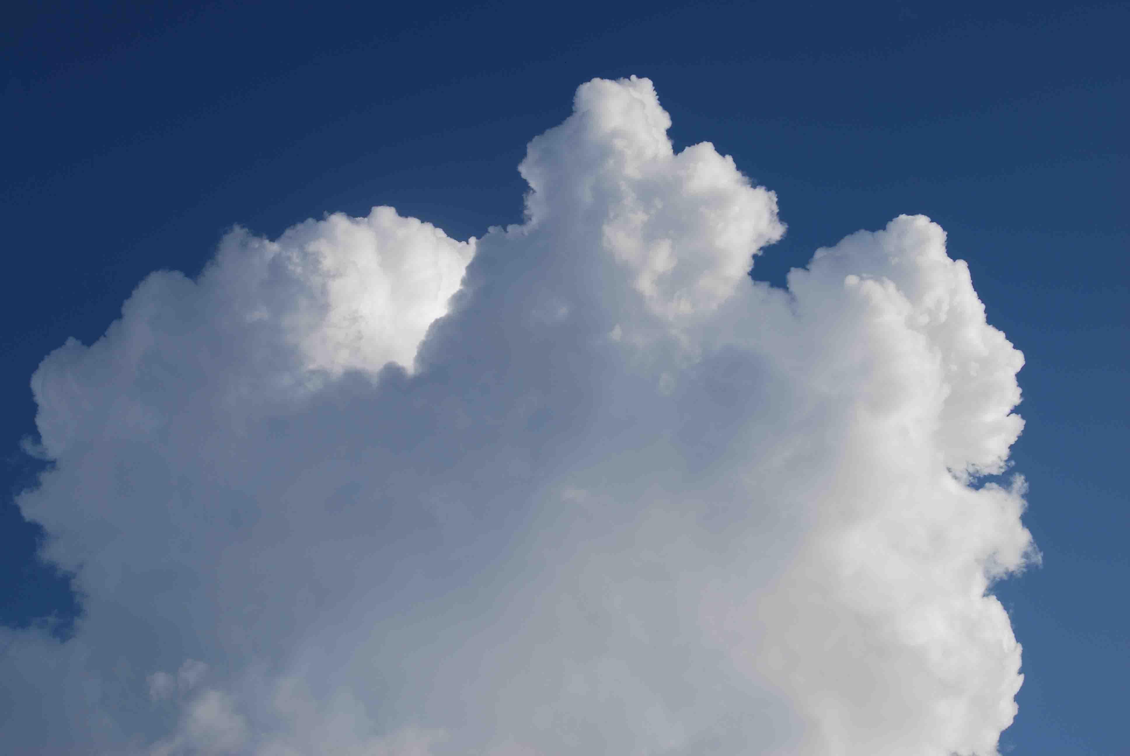 Вот это облако!. Блиц: небо